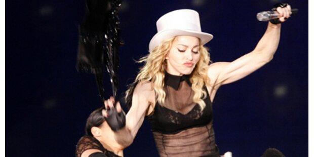 Madonna will ihre Arme wegtrainieren