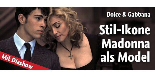 Madonna - ewige Schönheit für D&G