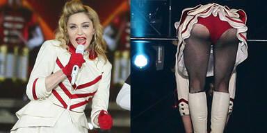 Madonna enttäuscht britische Fans