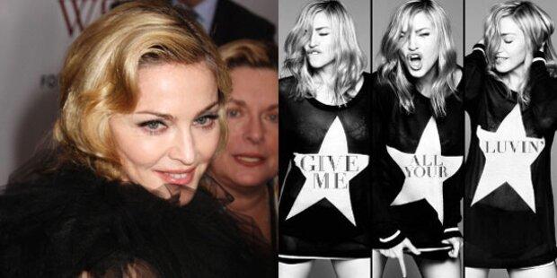 Madonna: Neue Single, CD und Super Bowl