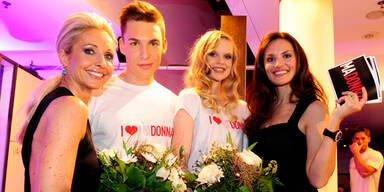 MADONNA Model-Contest: Die Gewinner