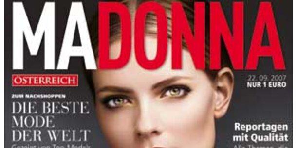 Senationelle Nachfrage nach Madonna