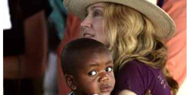 Madonna hat eine Schwester für David gefunden!