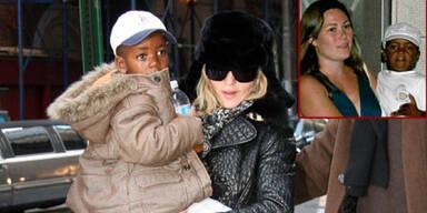 Madonna & David Banda, Nanny Angela