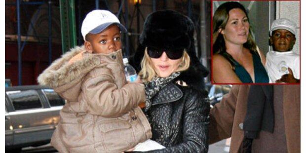 David Bandas Nanny kündigte Madonna