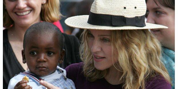 Madonna: Wirbel um zweite Adoption