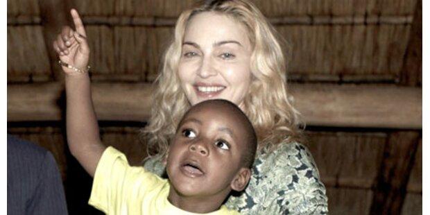 Mercy-Oma geht auf Madonna los