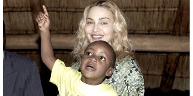Madonna: Adoptionsantrag abgelehnt