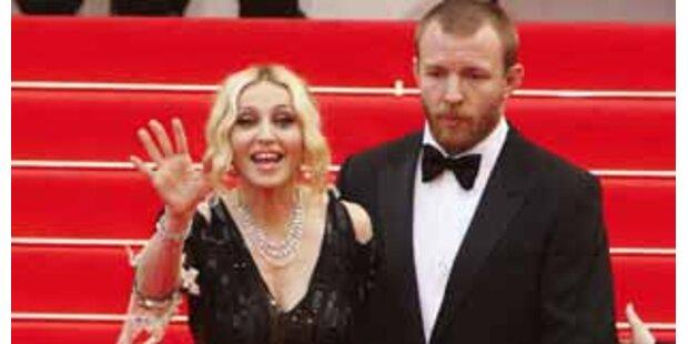Madonna und Guy haben sich getrennt!
