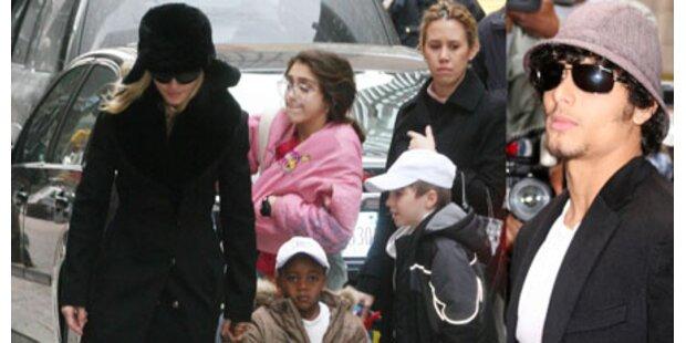 Bastelt Madonna jetzt an neuer Familie?