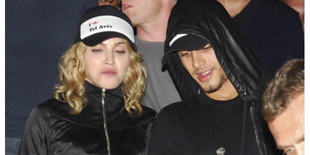 Wird Jesus Madonnas dritter Ehemann?