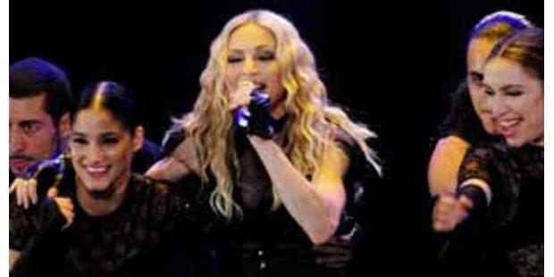 Madonnas Tour-Crew droht mit Kündigung