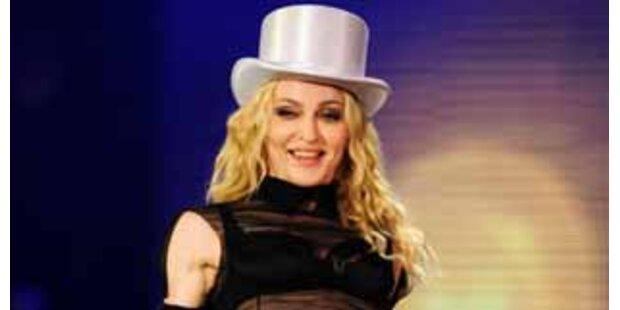 Der geheime Wien-Plan von Madonna