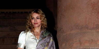 Madonna hat sich rasch eingelebt