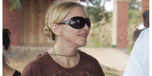 Madonna verteidigt ihre Adoptionspläne