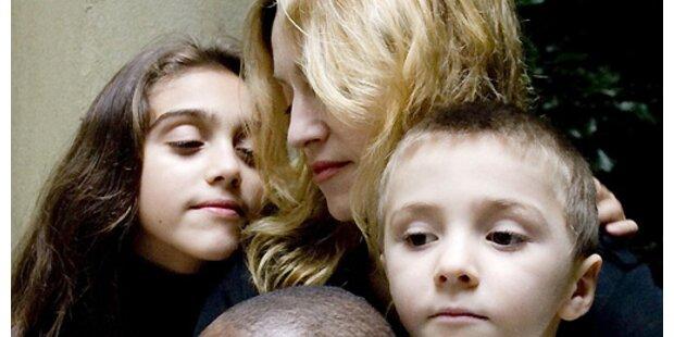Madonna will ein indisches Kind adoptieren