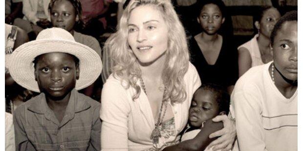 Madonna hat grünes Licht  für Adoption