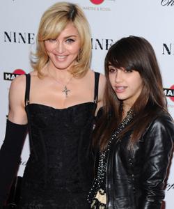 Madonna Tochter