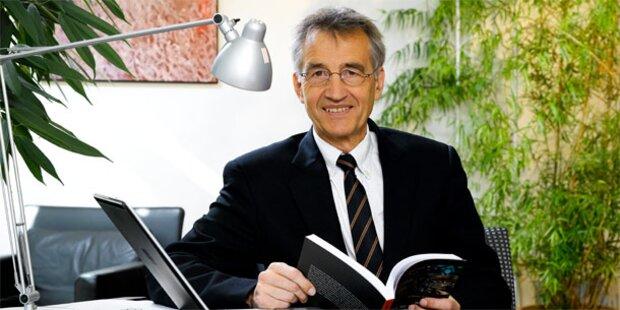 Tilmann Märk neuer Rektor in Innsbruck