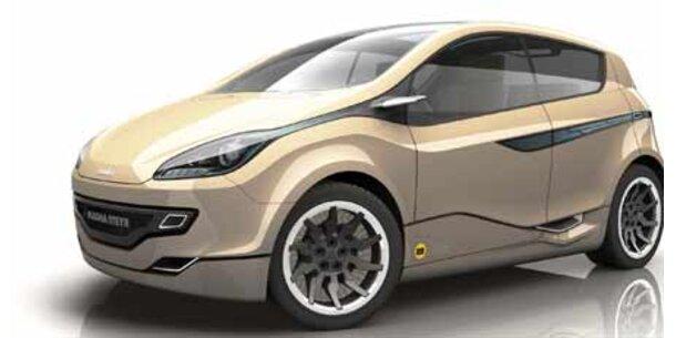 Magna setzt auf neue Elektro-Fahrzeuge