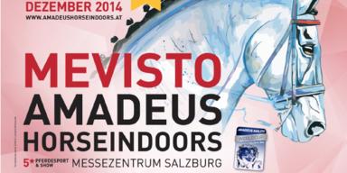 Mevisto Amadeus Horse Indoors 2014