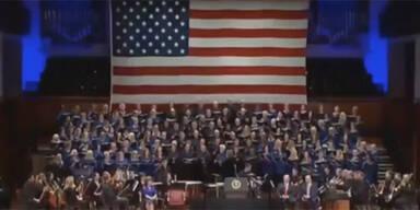 "Trump twittert ""Make America Great Again""-Song"