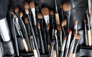 Eklig: Darum sollten Sie ihre Make-up-Pinsel regelmäßig reinigen