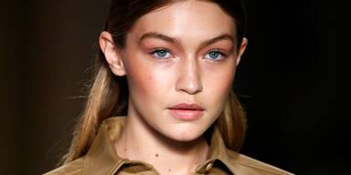 Make-up Trend Pfirsich
