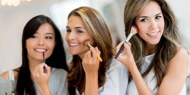 Make-up Wirkung