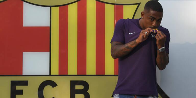Barca schnappte Roma Jungtalent Malcom weg