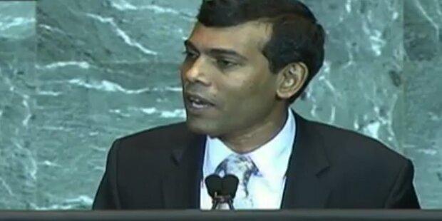 Malediven: Putsch im Urlaubsparadies