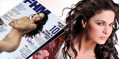 Pakistanerin klagt FHM wegen Nacktfotos