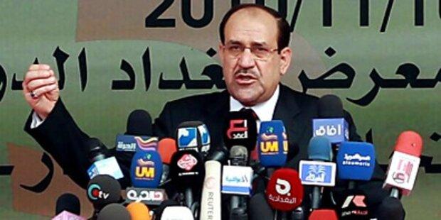 Irak: Wahlsieg für Al-Maliki