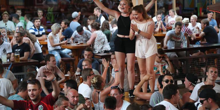 """Neue Gesetze gegen """"Sauf-Tourismus"""""""