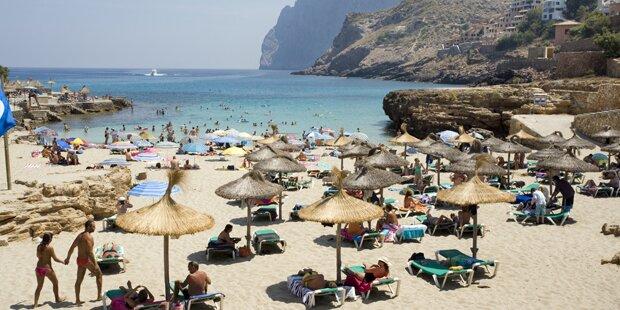 Ekel-Alarm auf Mallorca: Strand wegen Fäkalien gesperrt