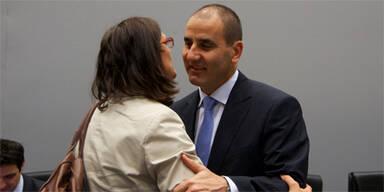 Malmström Tsvetan Tsvetanoy EU-Innenminister Bulgarien