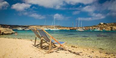 Strand von Malta