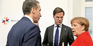 """Kern: """"Verliere Geduld mit EU"""""""