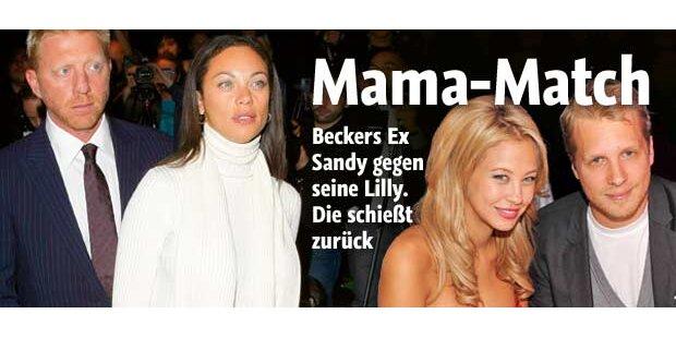 Mama-Match: Beckers gegen Pochers