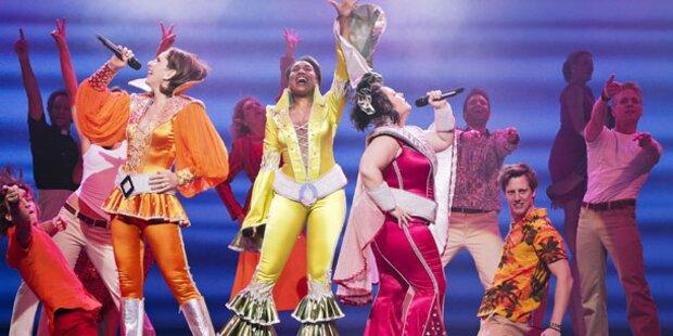 ABBA-Musical feierte fulminate Premiere