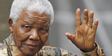 Welt nimmt Abschied von Mandela