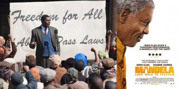 Film über Mandelas Leben feierte Premiere