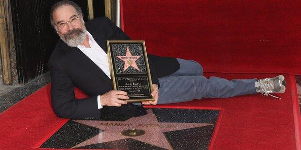 Homeland-Star mit Hollywood-Stern geehrt