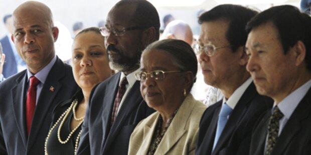 Haiti: Manigat wird Präsidentin