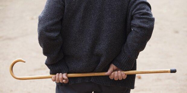 Pensionist erschlug 90-jährigen Mitbewohner