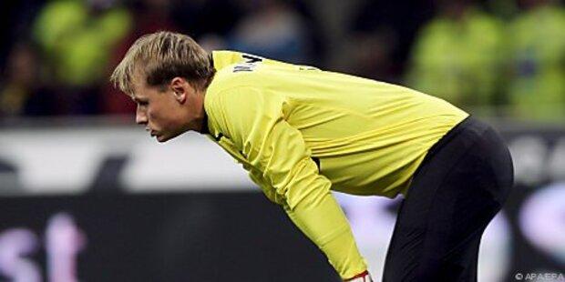 Juve-Goalie Buffon verletzt - Chance für Manninger