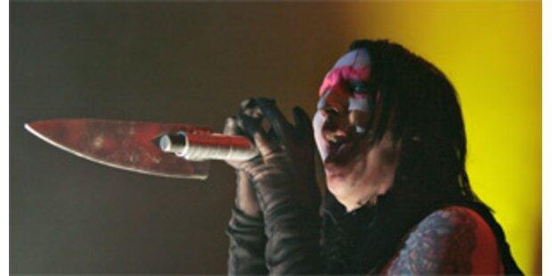 Mansons Wien Pläne