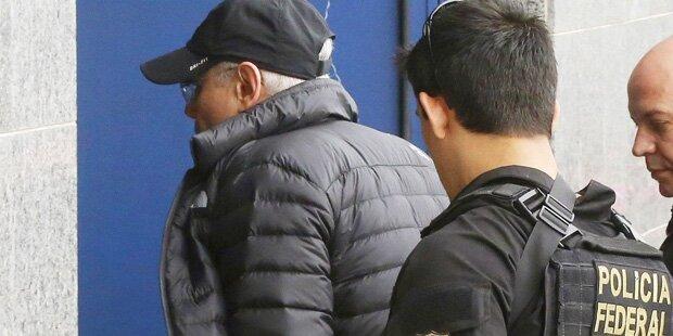 Brasiliens Ex-Finanzminister Mantega festgenommen