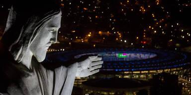 Coronavirus: Maracana-Stadion wird zur Klinik
