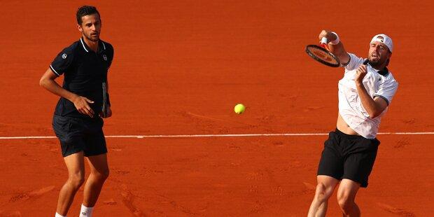 Marach/Pavic verloren French-Open-Finale